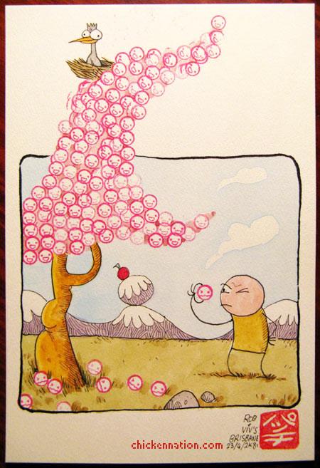 Smiley Tree (2008)