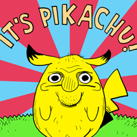 It&#039;s Pikachu! (2008)